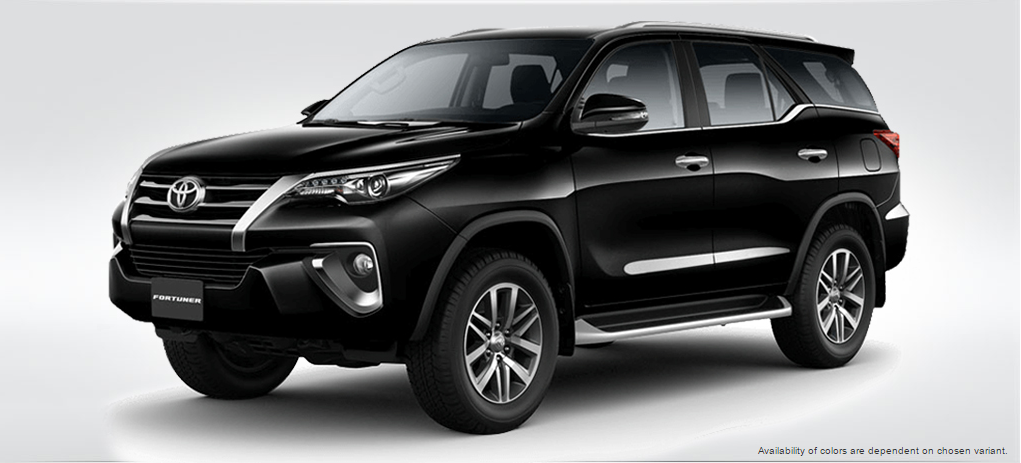 rental sewa fortuner vrz baru new model surabaya